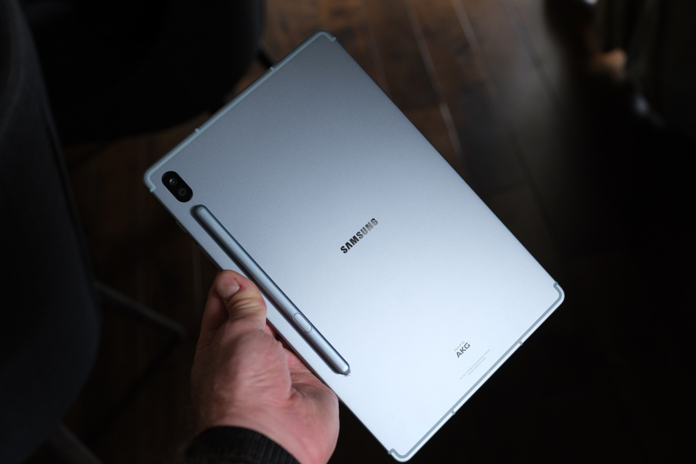 Samsung Galaxy Tab S6 (4)