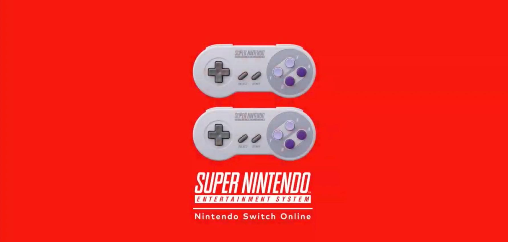 Nintendo Switch Online Gets Snes Games September 5 Plus New Snes Controllers Techcrunch