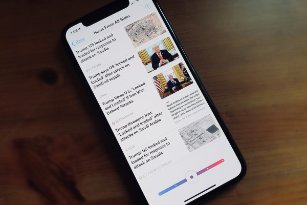 SmartNews' latest news discovery feature shows articles to users from across the political spectrum