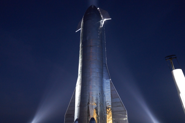 SpaceX gets FAA permission to fly its Starship spacecraft prototype thumbnail