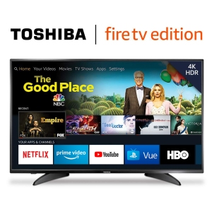 Toshiba 65 inch 4K Ultra HD Smart LED TV HDR Fire TV Edition