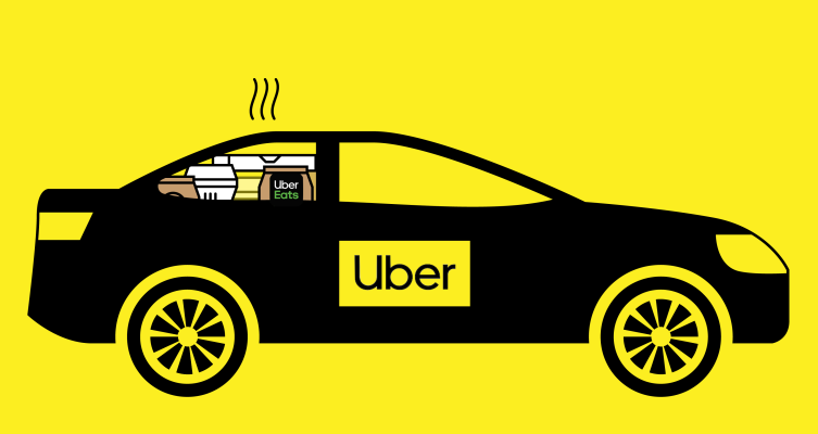 Uber's delivery business is now larger than ride-hailing - techcrunch