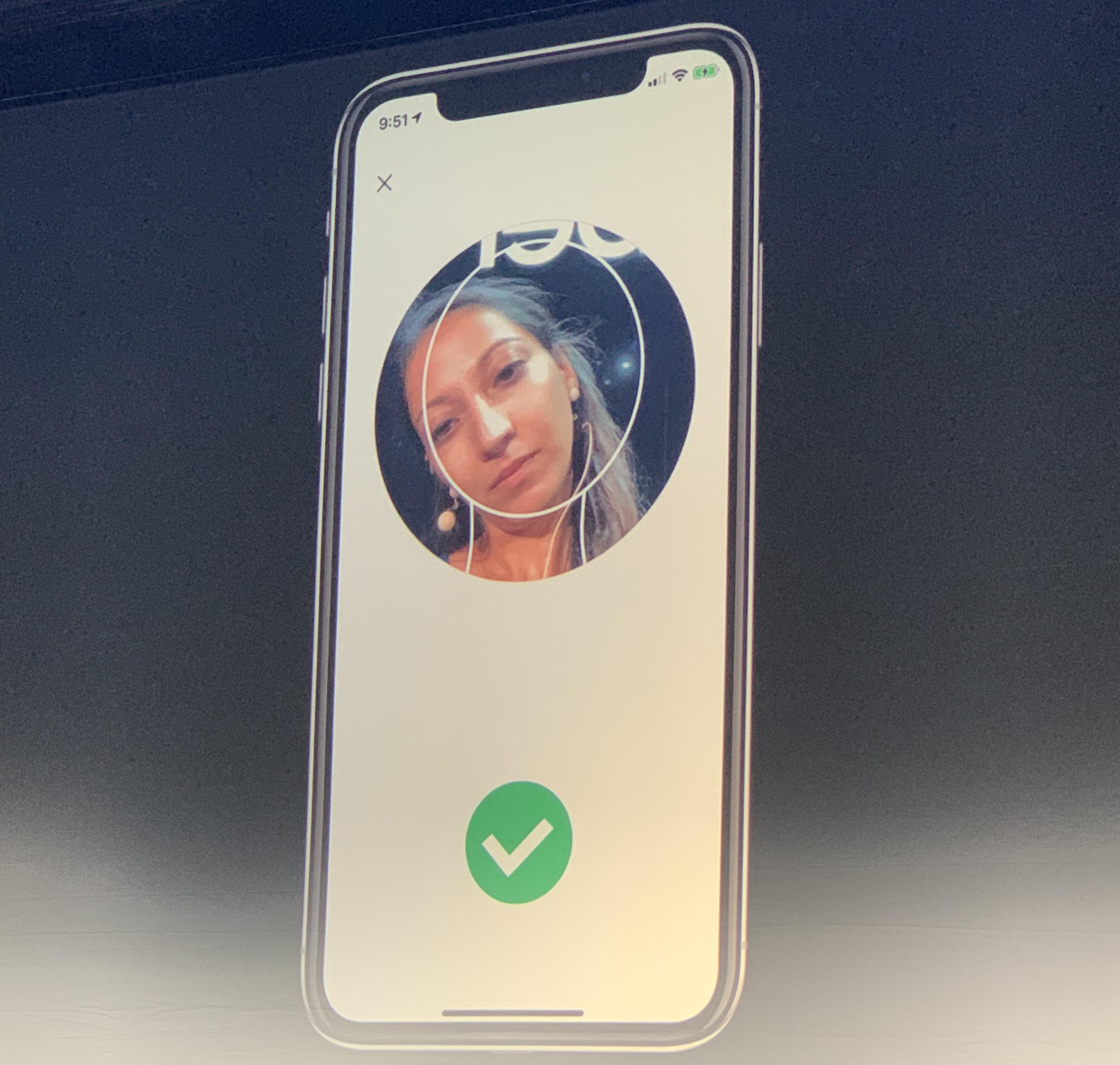 Uber Selfie Check
