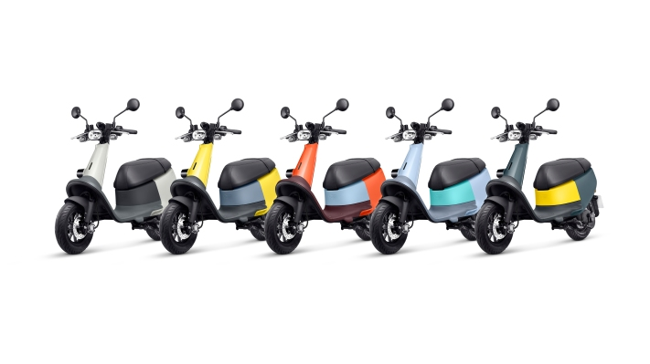 Gogoro launches its newest electric vehicle, a lightweight scooter called Viva