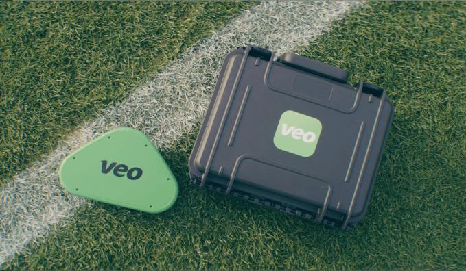Veo on grass