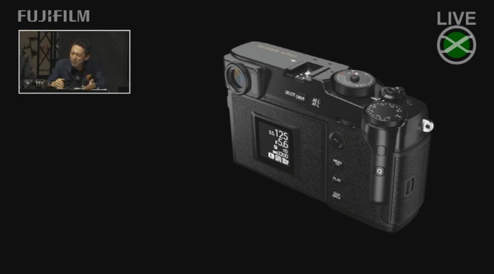 Fujifilm's upcoming X-Pro3 camera has a unique design sure to appeal to film photographers