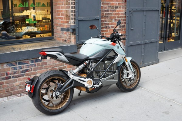 Talking to Zero Motorcycles' CEO and taking home the 2020 SR/F thumbnail