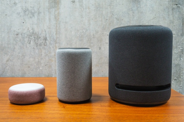 Nearly 70% of U.S. smart speaker owners use Amazon Echo devices – TechCrunch thumbnail