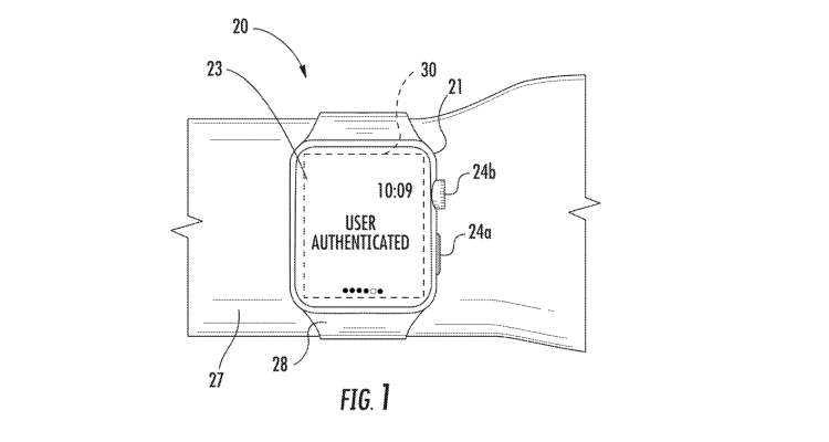 Apple patents Watch band that could ID you from your wrist skin
