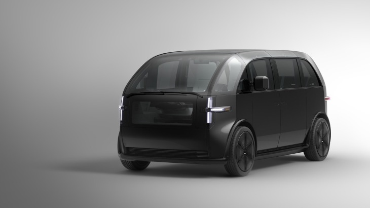 Canoo's electric microbus will start under $35,000