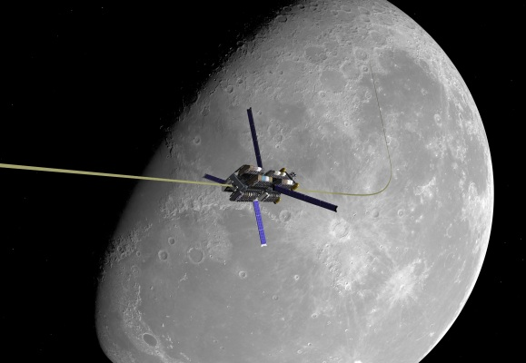 Scientists propose 'Spaceline' elevator to the Moon