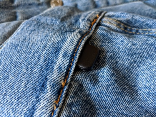 Google brings its Jacquard wearables tech to Levi's Trucker Jacket thumbnail