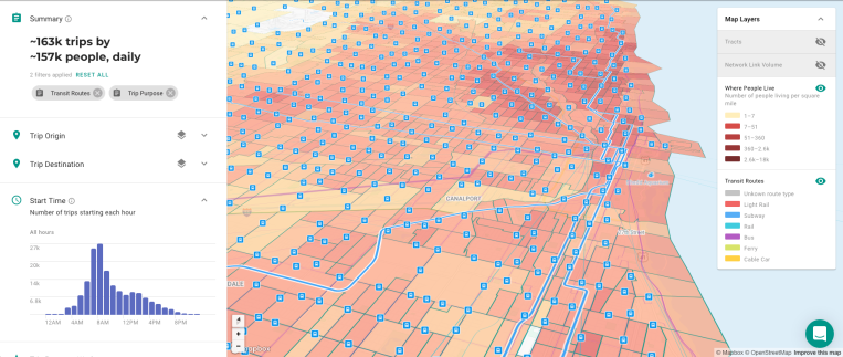 Sidewalk Labs spins out urban data-gathering tool Replica into a company