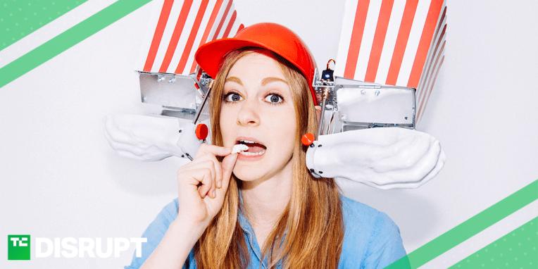 Roboneist และ YouTube ดารา Simone Giertz กำลังจะมาถึง Disrupt SF (2-4 ต.ค. ) thumbnail