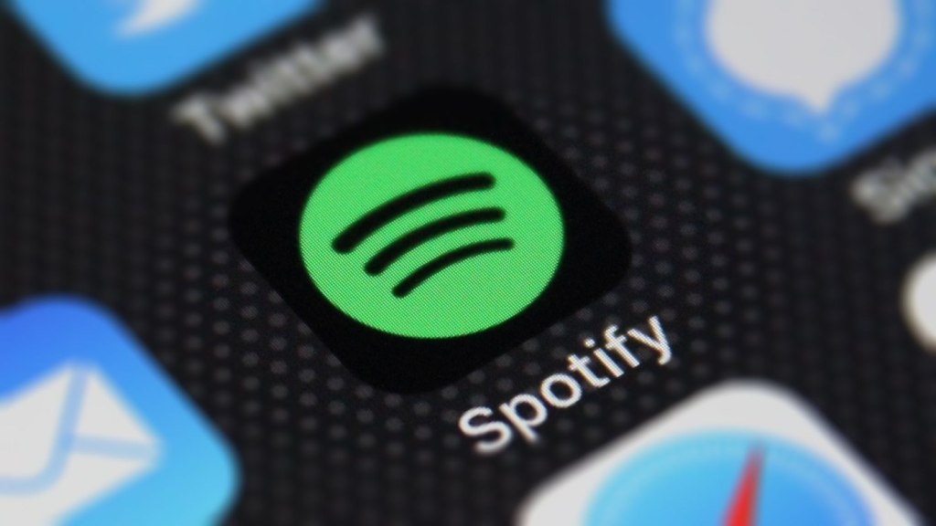 spotify app icon iphone