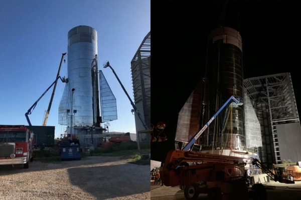 SpaceX เพื่อแบ่งปันการอัปเดตความคืบหน้าของ Starship ในวันเสาร์เนื่องจากยังคงสร้างต้นแบบ thumbnail