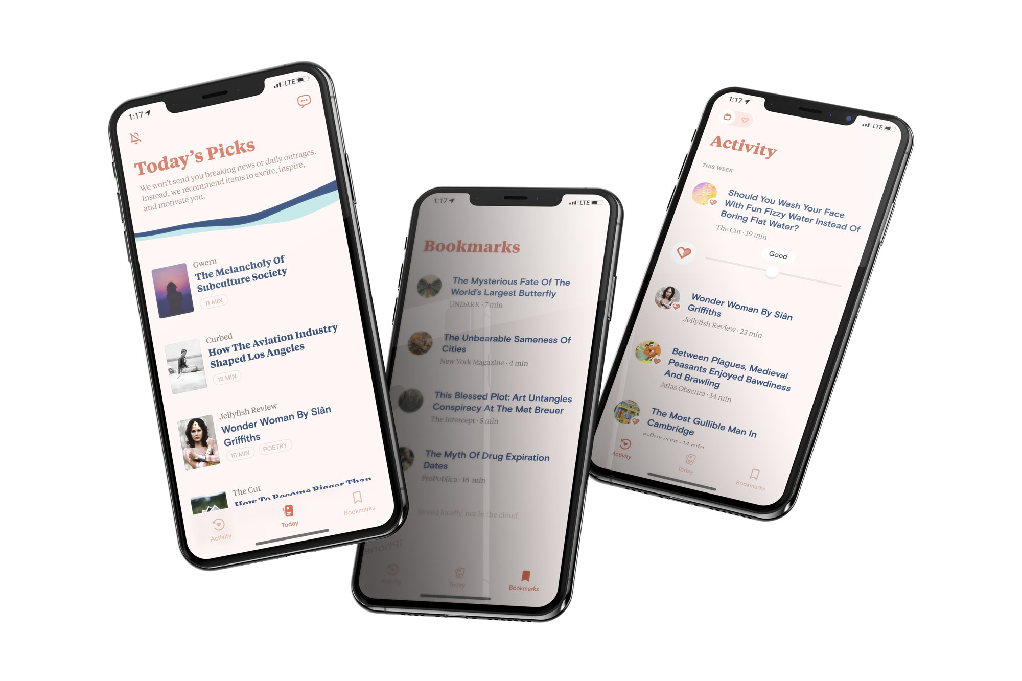 tonic app phones