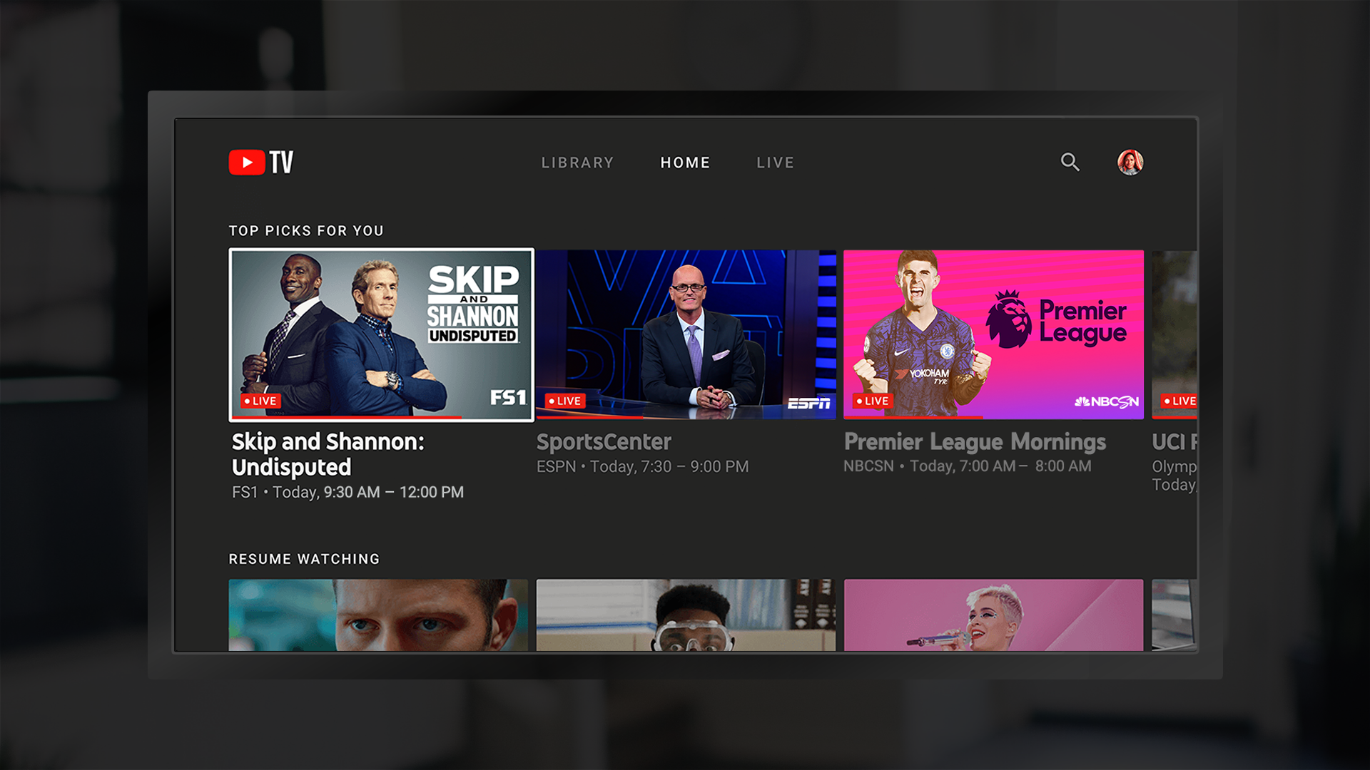 Youtube Tv Is Now Available On Fire Tv Devices Techcrunch