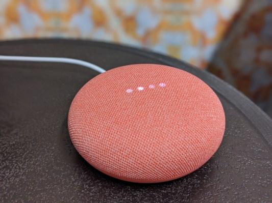 Google Nest Mini hands-on