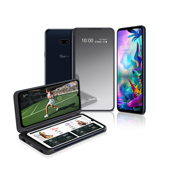 LG G8X ThinQ release date and price confirmed for dual-screen smartphone