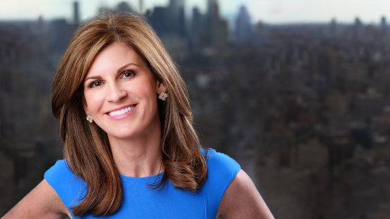 SAP's new co-CEO Jennifer Morgan.