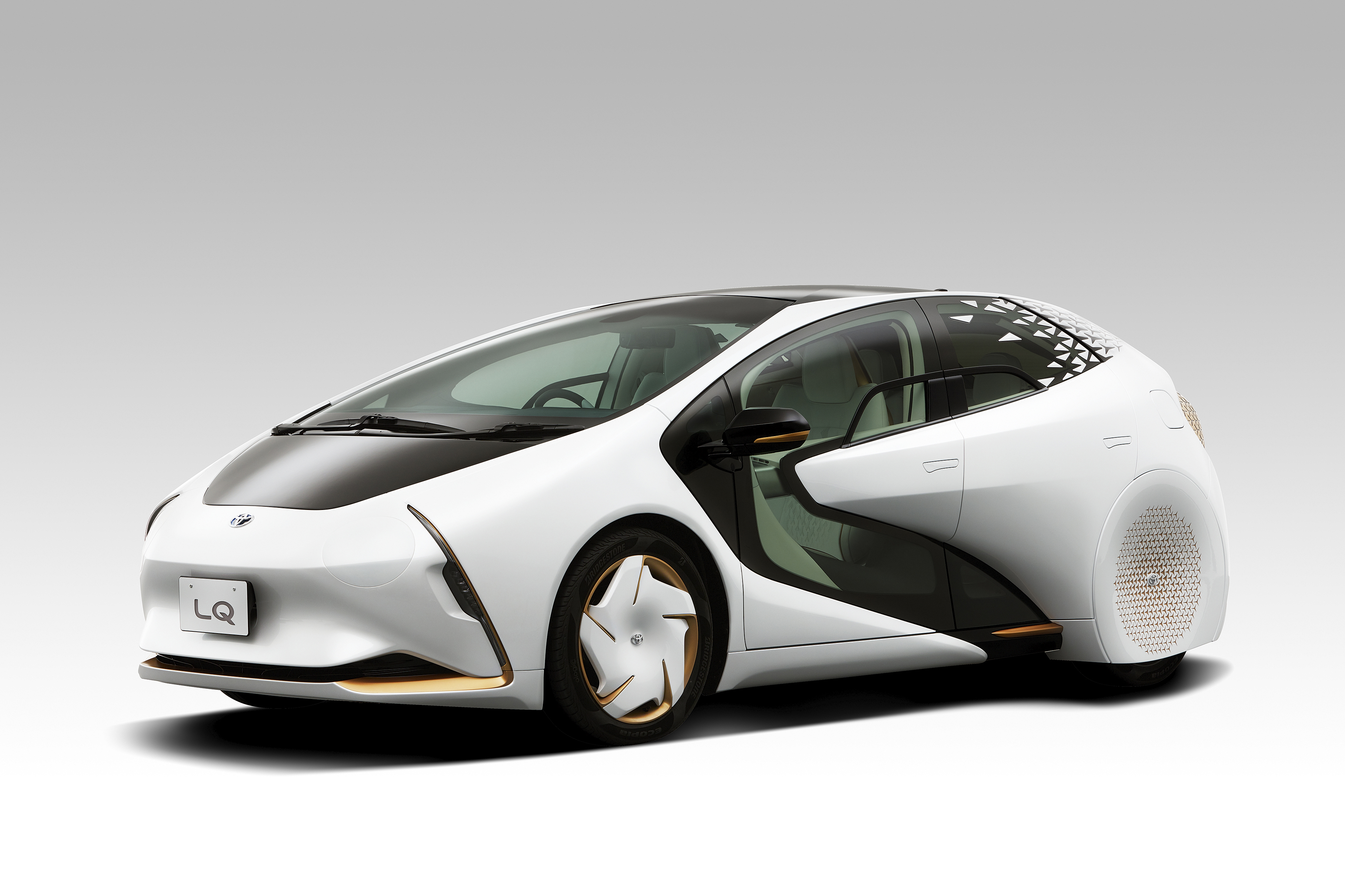 Toyota's LQ concept car will make friends with you via its onboard ...
