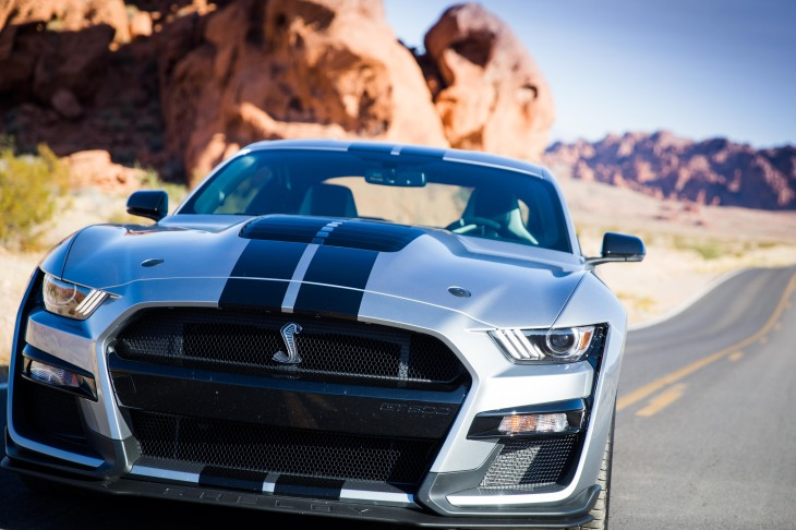 The 2020 Ford Shelby Mustang Is A Savage Daily Driver