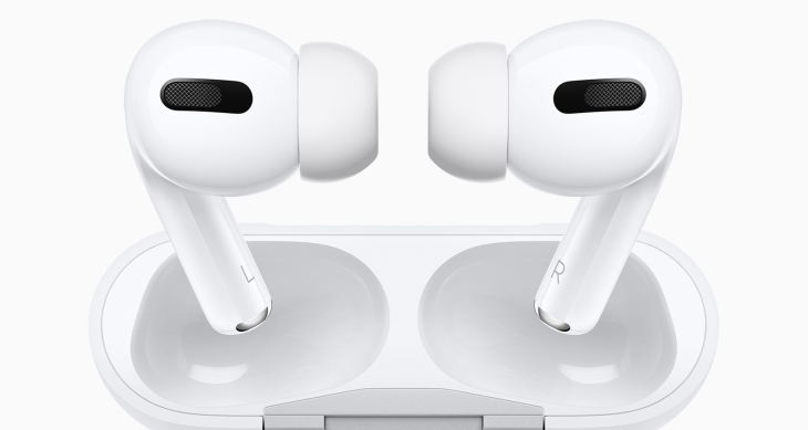 Apple announces AirPods Pro with noise cancellation