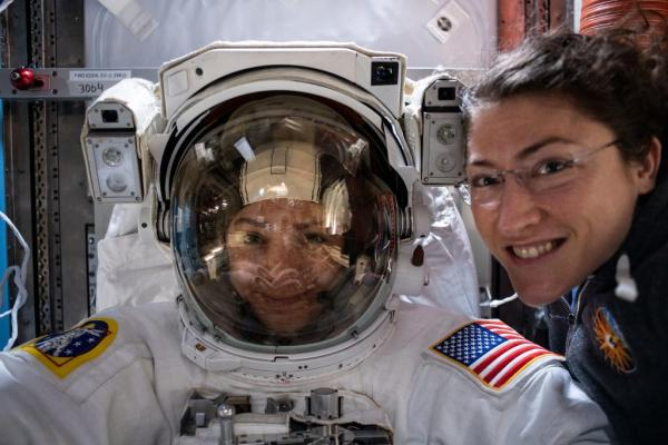 Watch NASA's first ever all-woman spacewalk live