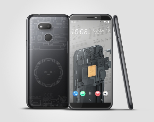 HTC เปิดตัวโทรศัพท์ blockchain ราคาถูก thumbnail