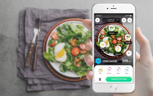 Foodvisor automatically tracks what you eat using deep learning thumbnail