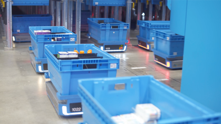 Fabric raises $110 million Series B to expand its network of automated fulfillment centers in the U.S.