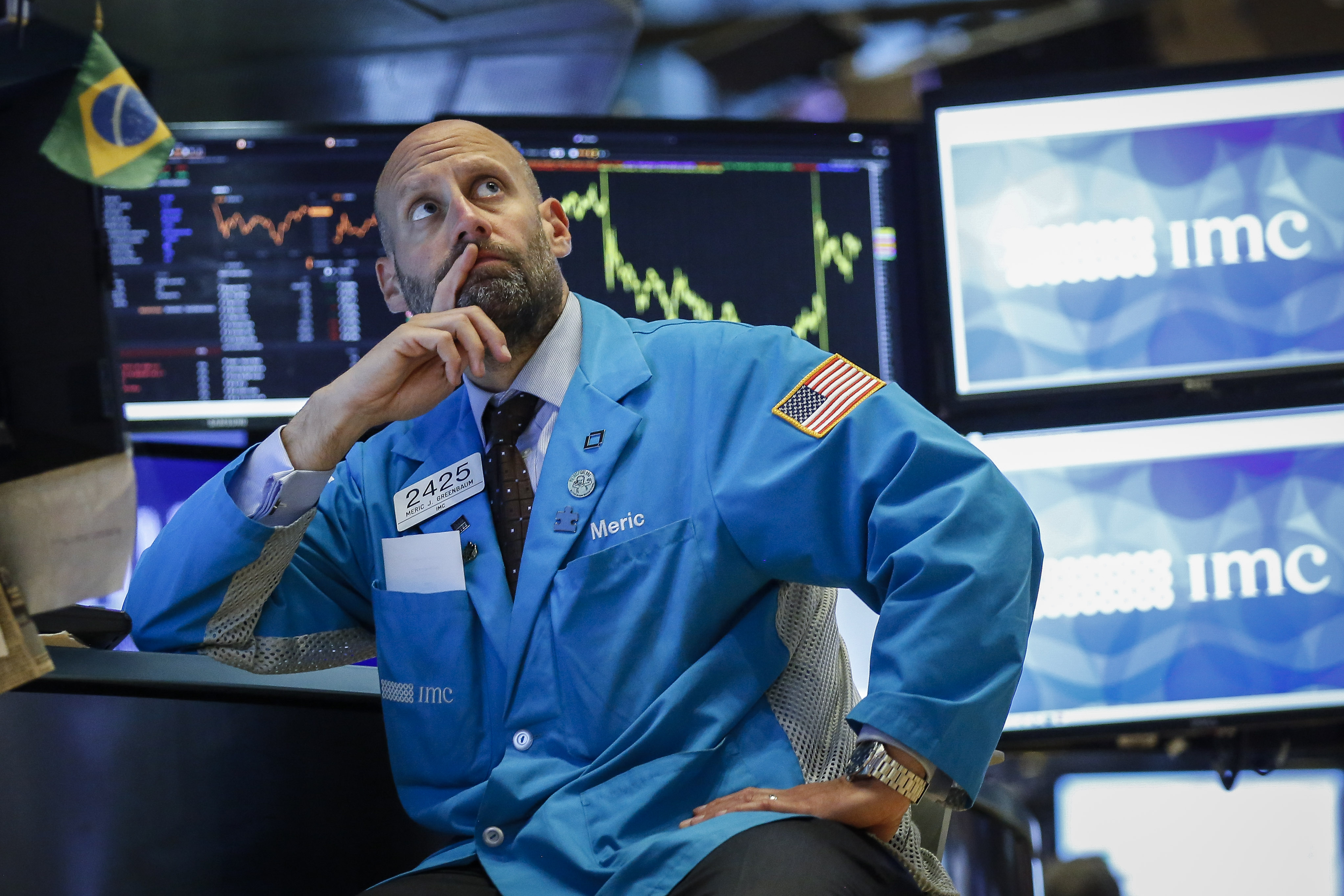 Stocks In Free-fall: Dow Plummets 900 Points As Coronavirus Tightens Grip