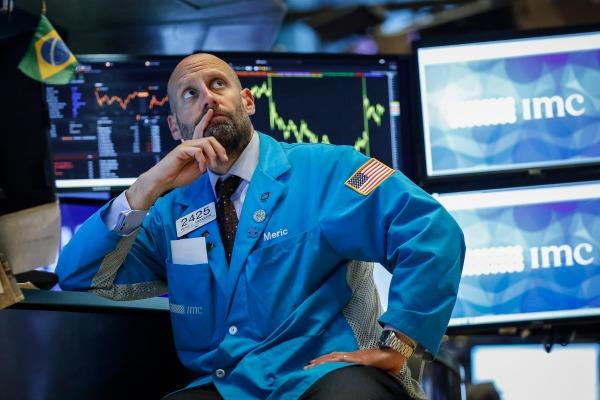 The Dow Jones drops nearly 1,200 points as coronavirus fears batter stock markets
