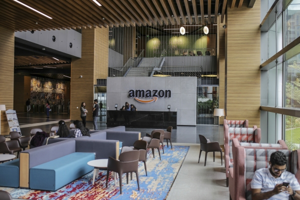 Amazon launches computer science education program Future Engineer in India