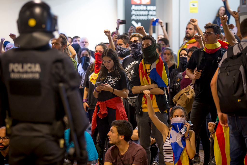Catalan separatists have tooled up with a decentralized app for civil disobedience