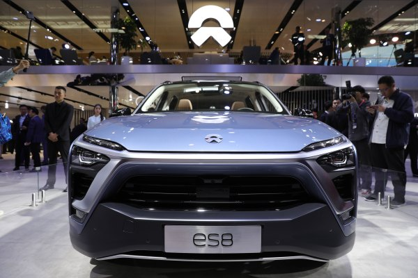 After several disappointing quarters, Chinese EV maker Nio's sales surge