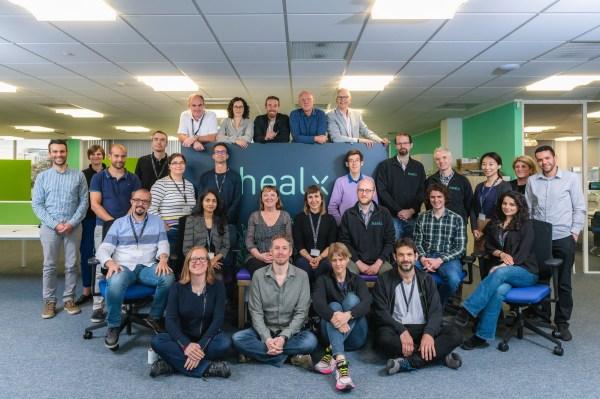 Healx team v2