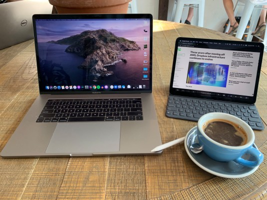 Apple's MacOS Catalina is now available