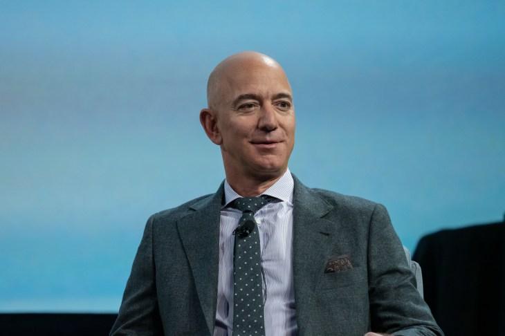 Jeff Bezos IAC 2019