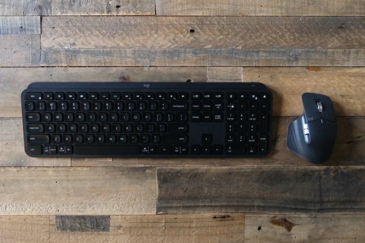 Logitech's MX Master 3 mouse and MX Keys keyboard should be