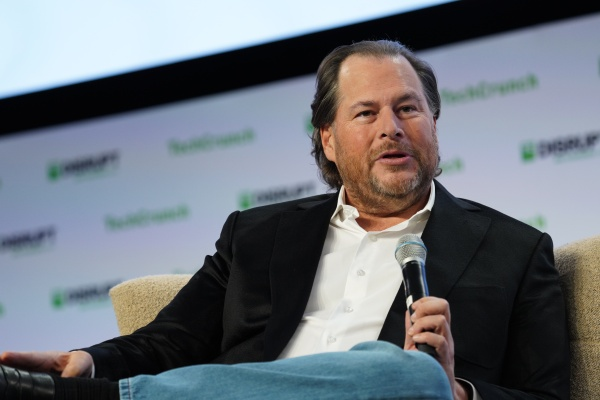 Salesforce, Apple partnership begins to come to life - TechCrunch
