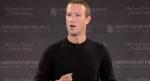 Mark Zuckerberg Georgetown