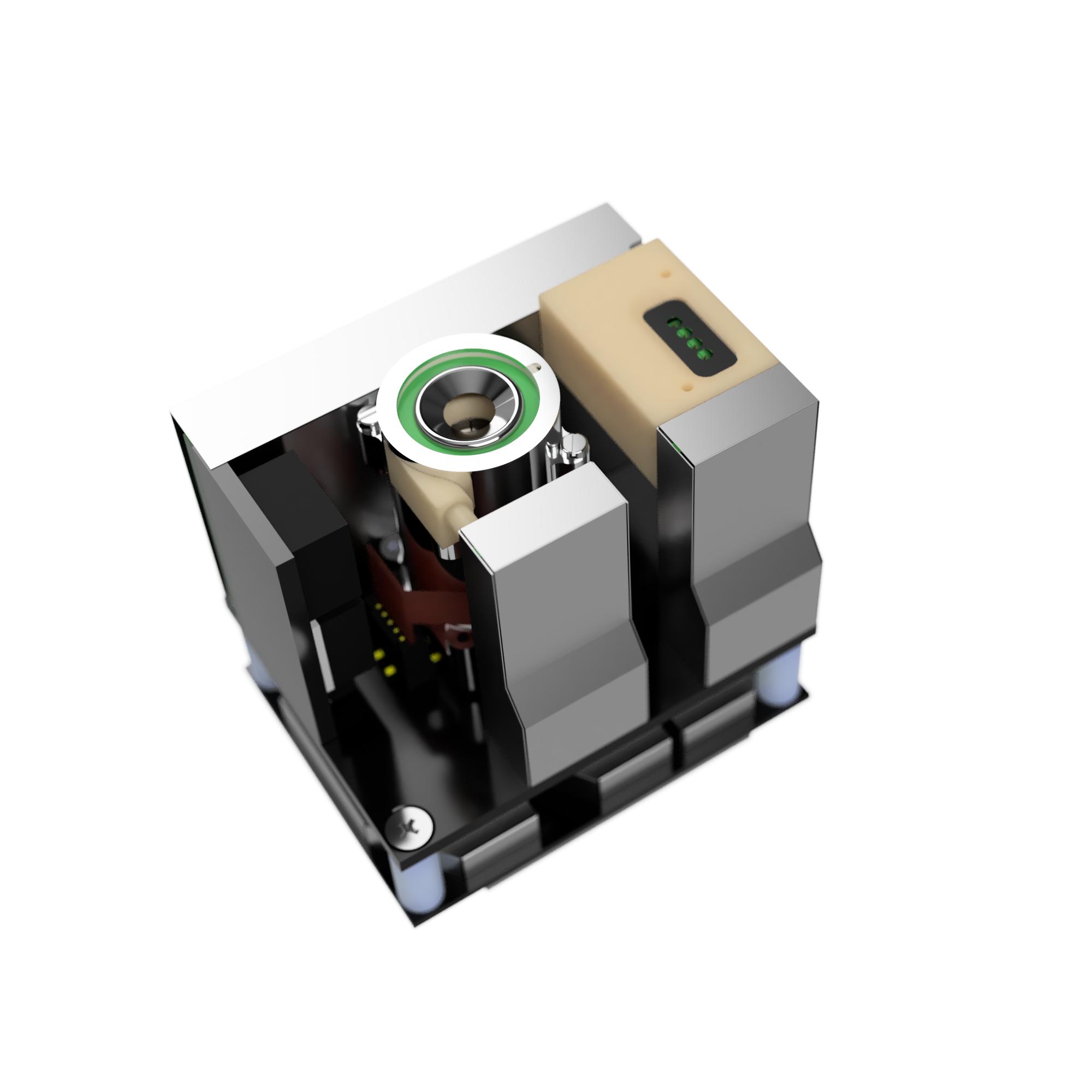 NanoFEEP V2 SingelUnit Assembly V1.0 transparent Unschärfe