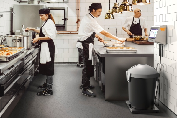 Winnow raises $12M Series B for its food waste solution for commercial kitchens