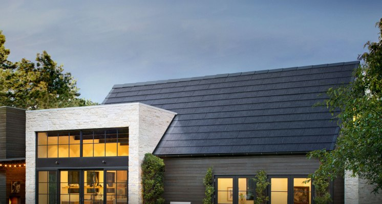 Tesla S New Solar Roof Costs Less Than A New Roof Plus