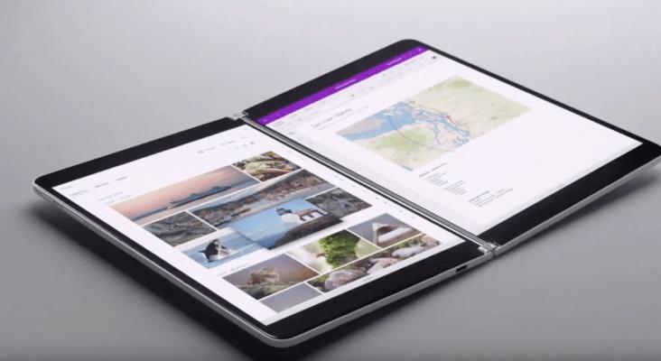 Microsoft เปิดตัว Surface หน้าจอคู่ Neo ซึ่งจะเปิดตัวในวันหยุดปี 2020 thumbnail