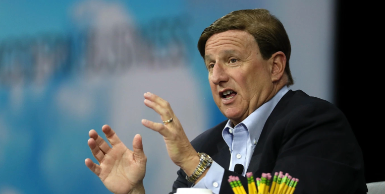 Former Oracle co-CEO Mark Hurd has passed away