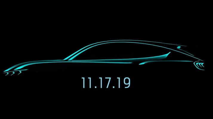 Android apple internet web dark web Ford's electric Mustang-inspired SUV will finally get its debut thumbnail