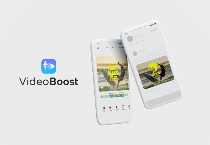 Screens VideoBoost
